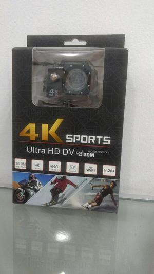 Camara 4k Sports nuevas