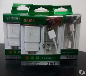 Cargador Samsung Carga Rápida DOMICILIO GRATIS!!!