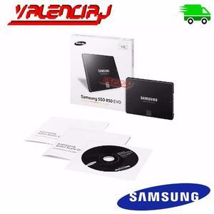 Disco Duro Ssd Solido 250gb Sata Samsung Evo 850 Mz75e250b