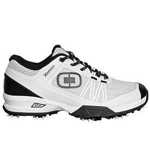 Hombres Ogio Zapato Deportivo Con Pinchos Golf, M (blanco /