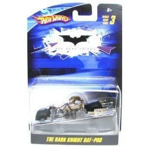 Hot Wheels 1/50 Batman Car The Dark Knight Bat-pod !