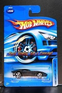 Hot Wheels Ford Shelby Gr-1 Concept #) !