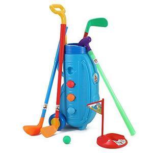 Juego De Golf De Juguete De Fácil Éxito Para Niños