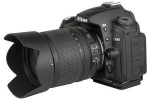 LENTE Nikon Afs mm F G Ed Vr Dx CON SUS TAPÁS Y