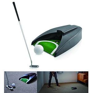 Leagy Portable Putter Putting Golf Putting Set Con El Cas...