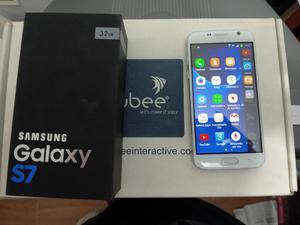 SAMSUNG GALAXY S7 edge 32GB White pearl