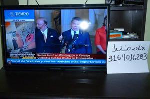 SE VENDE TELEVISOR CHALLENGER DE 24 PULGADAS FULL HD TAMBIEN