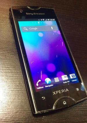 Sony Ericsson Xperia Ray St18a Bateria Nueva