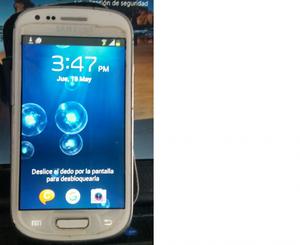 Vendo Celular Samsung Galaxy S3 Mini GTiL