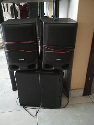 vendo equipo de sonido aiwa