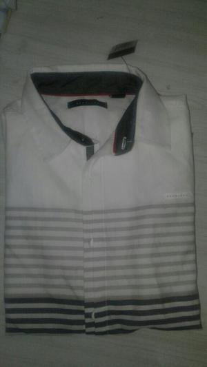 Camisa Seanjohn Niño Americana
