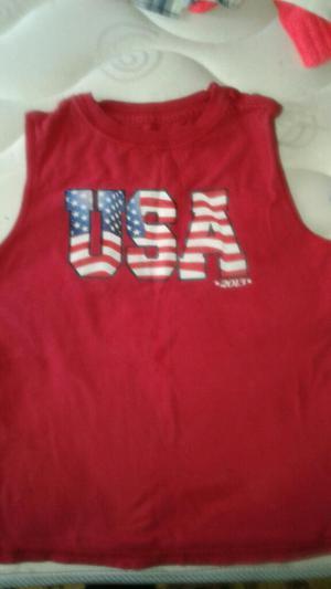 Camisas Niño de Segunda Americana