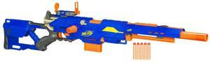 Nerf NStrike Recon CS6 y Nerf Long Strike CS6