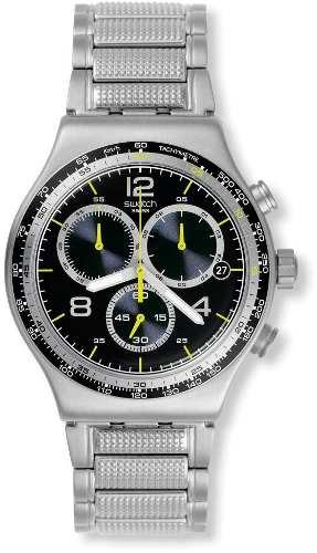 Reloj Plata Swatch Para Hombres Yvs411g
