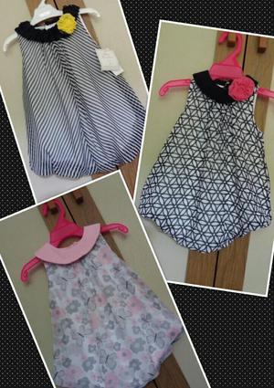 Vestidos para Bebe Niña Talla 9 Meses Ropa Americana Lindos