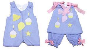 ropa para bebes niño y niña. se recibe usada