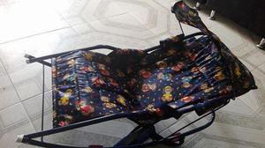 silla para bebe como nueva