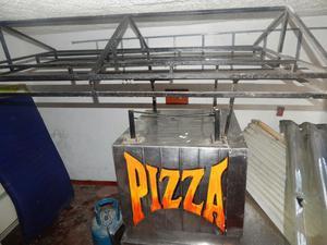 Carrito para Pizzas
