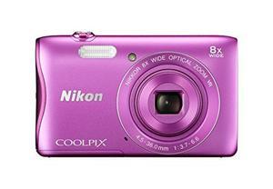 Cámara Nikon Coolpix S Digital Con Zoom Óptico 8x Y
