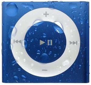 New! Royal Blue Underwater Audio Waterproof Ipod !