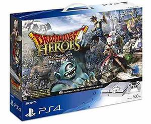 Playstation 4 Consola 500 Gb Dragon Quest Metal Limo Edició