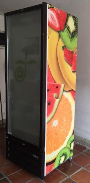 Refrigerador/Nevera vertical en perfecto estado para