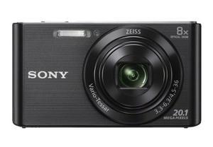 Sony Dscw830 / B 20.1 Mp Cámara Digital Con Pantalla Lcd De