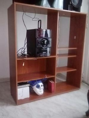 Vendo Mueble Entretenimiento