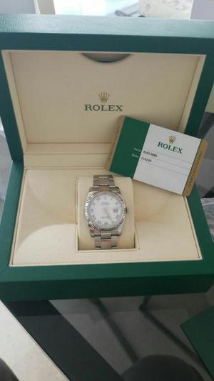 Vendo Rolex Original Garantia Certificad