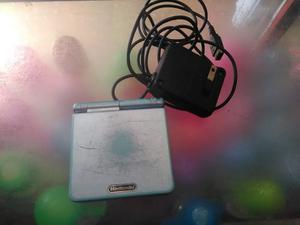 Gameboy Avance Sp Ags 101 Color Perla.