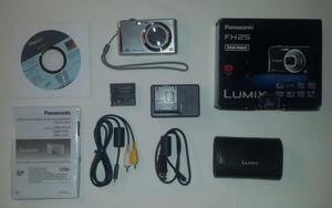 Camara Panasonic Leica Dmc-fh25 de 16 Mp