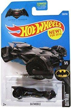 Juguete Hot Wheels,  Batman, Batman Vs. Superman: Dawn