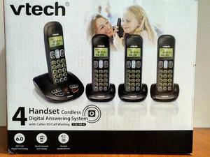 Kit De Teléfonos Inalambricos