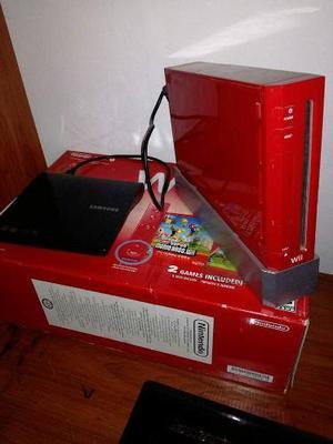 Nintendo Wii Versión Mario