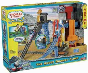 Pista Fisher-price Thomas El Tren Envío Gratis