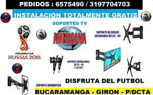 Soportes de Tv en Santander Precios Unic