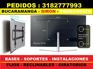 Soportes para Tv en Santander