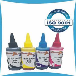 Tinta Epson Sistema Continuo 80 Ml Clase A