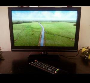 Tv Led 19 Tdt Incorporada Y Control Rem