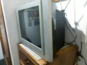 Tv Lg con Control 21 Pulgadas