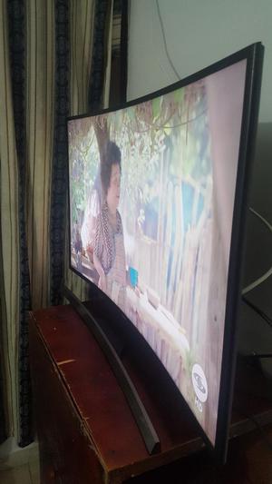 "Tv Samsung 48"" Curvo 4k"