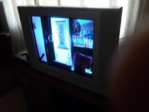 Vendo Tv Lg 21 Pulgadas con Su Control