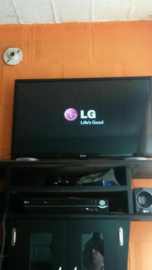 Vendo Tv Lg de 32 Pulgadas Poco Uso