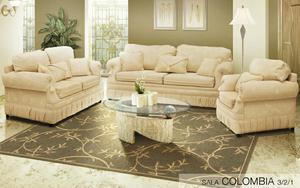 Cortinas modernas muebles camas y centros posot class for Salas clasicas modernas