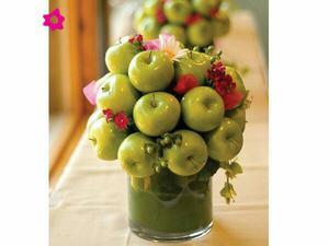Arreglos comestibles con frutas y chocolates posot class for Centros de frutas