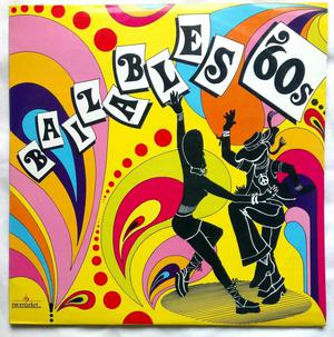 Bailables '60s 3 LP Copilado Varios Artistas LP Vinilo