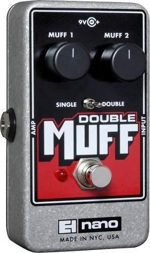 Pedal Electroharmonix Double Muff