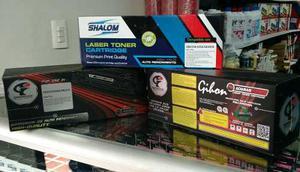 Toner Tinta Laser Cartuchos Hp Hewlett Packard