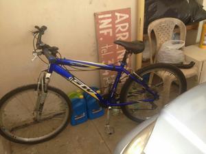 ofertazo bicicleta original todo terreno GW en aluminio