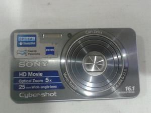Cambio Camara Sony por Tables